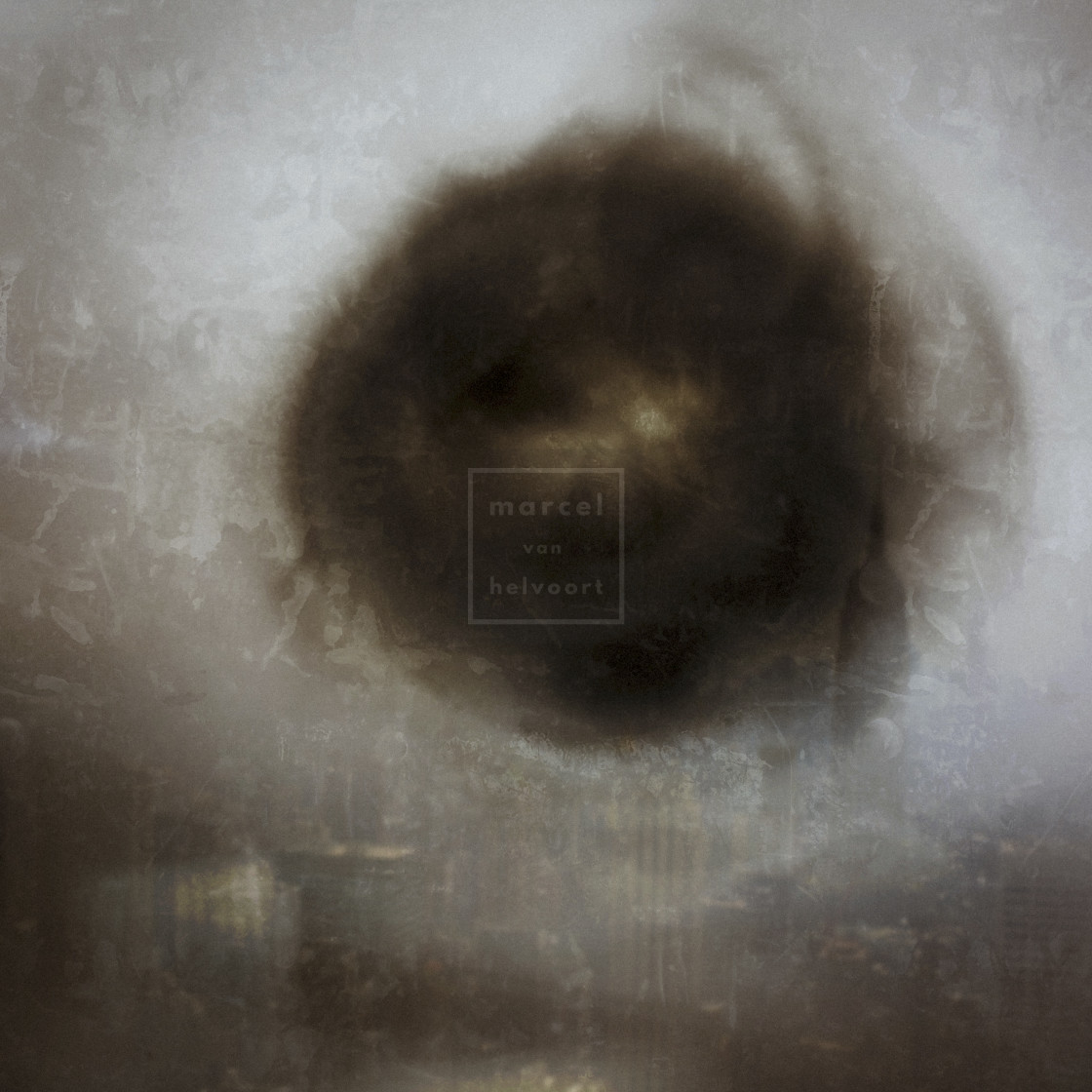 """black hole sun"" stock image"