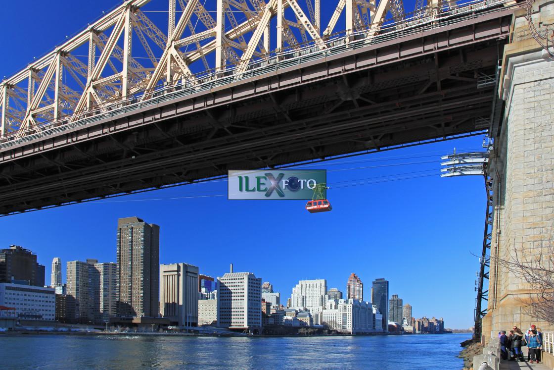 """""""NYC gondola"""" stock image"""