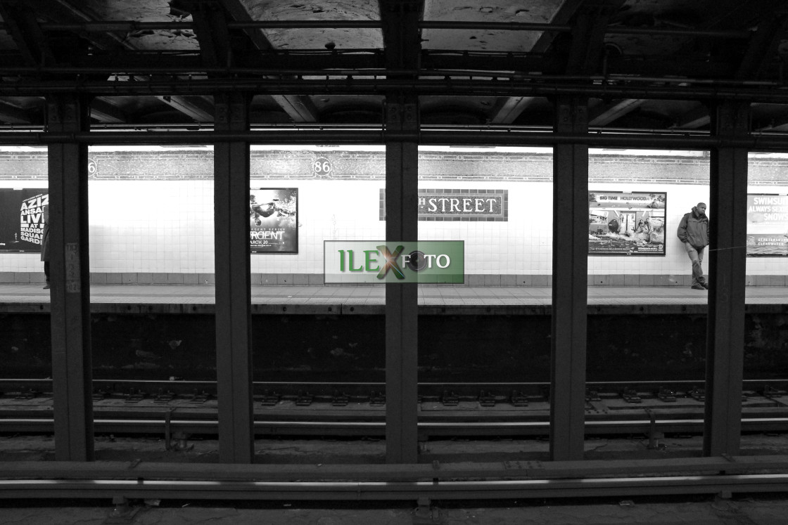 """Subway station"" stock image"