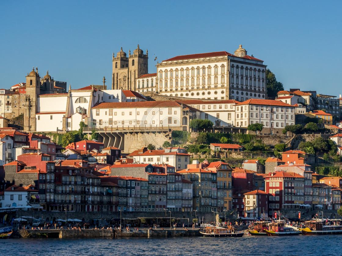 """""""Criminal Court of São João Novo on the hill"""" stock image"""