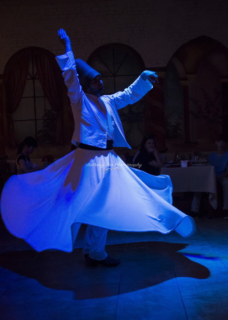 """""""Sufi Prayer"""" stock image"""