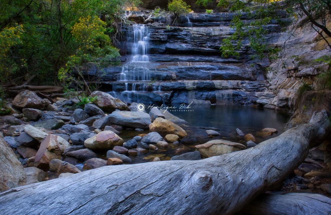 """Victoria Falls 4"" stock image"