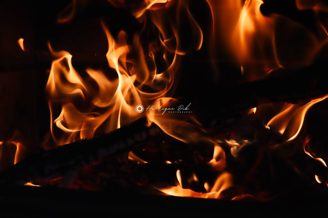"""""""Fire 2"""" stock image"""