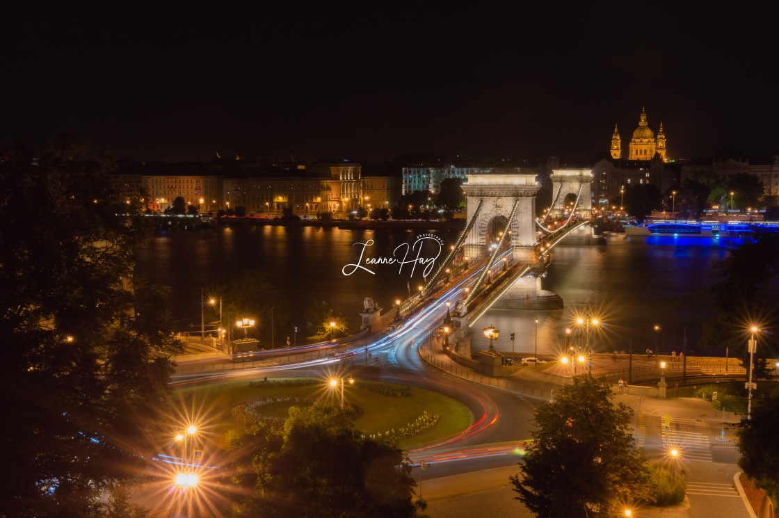 """Budapest-The European Star"" stock image"