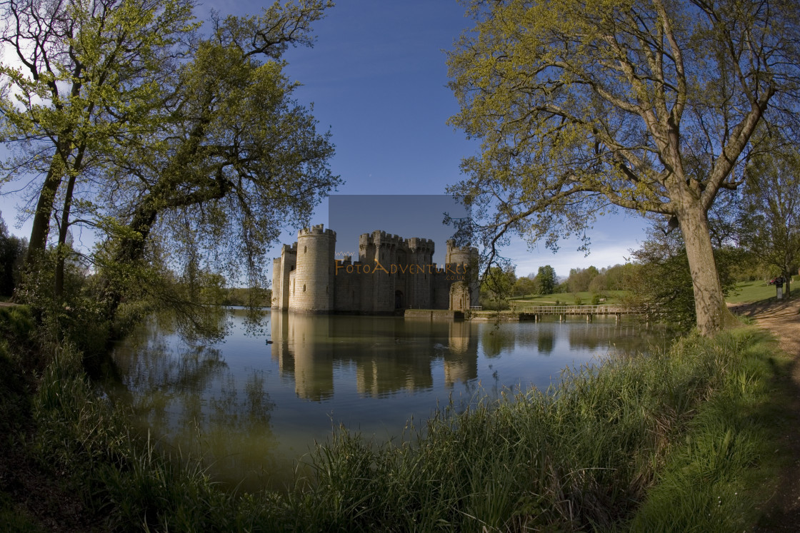 """Bodium Castle"" stock image"