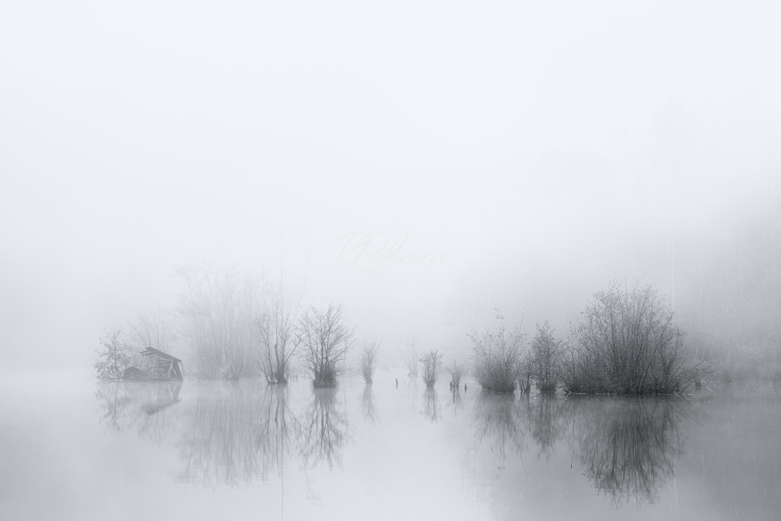 """""""Misterious river Styx"""" stock image"""