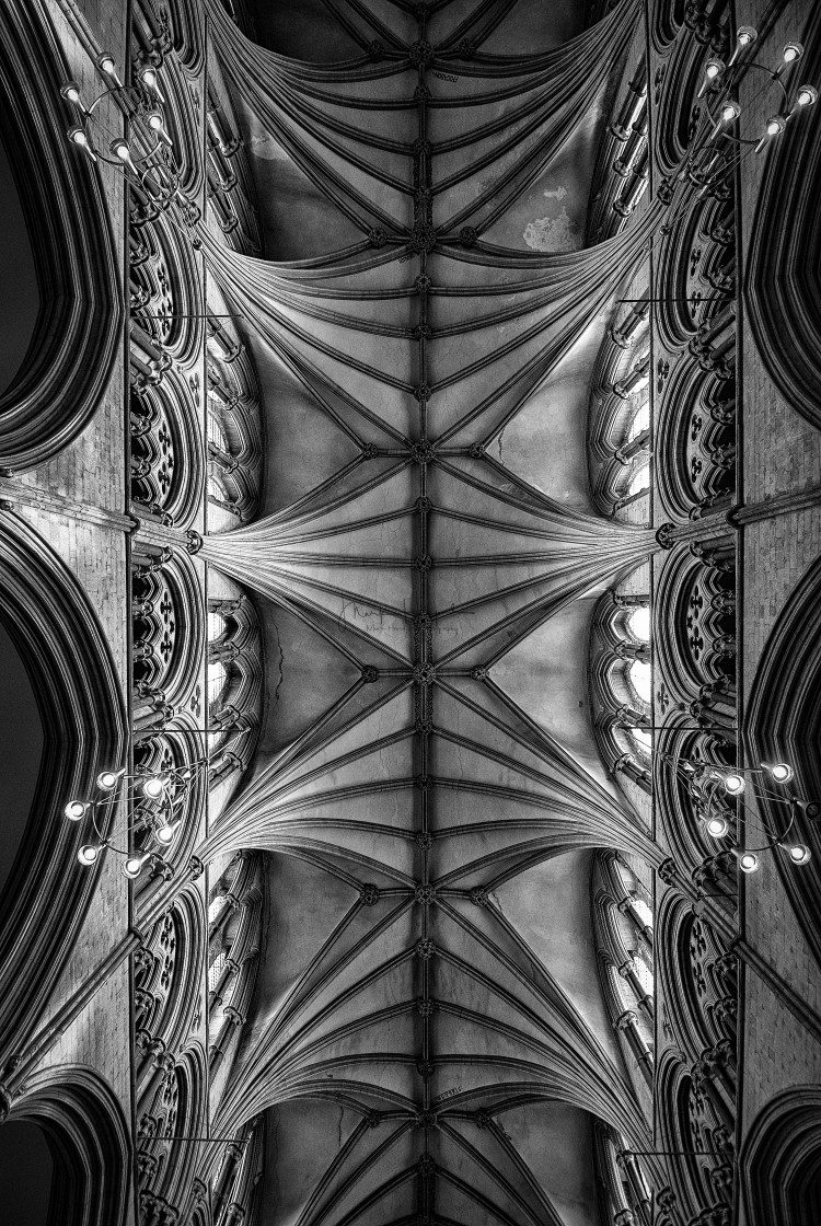 """""""Lincoln Cathedral, UK"""" stock image"""