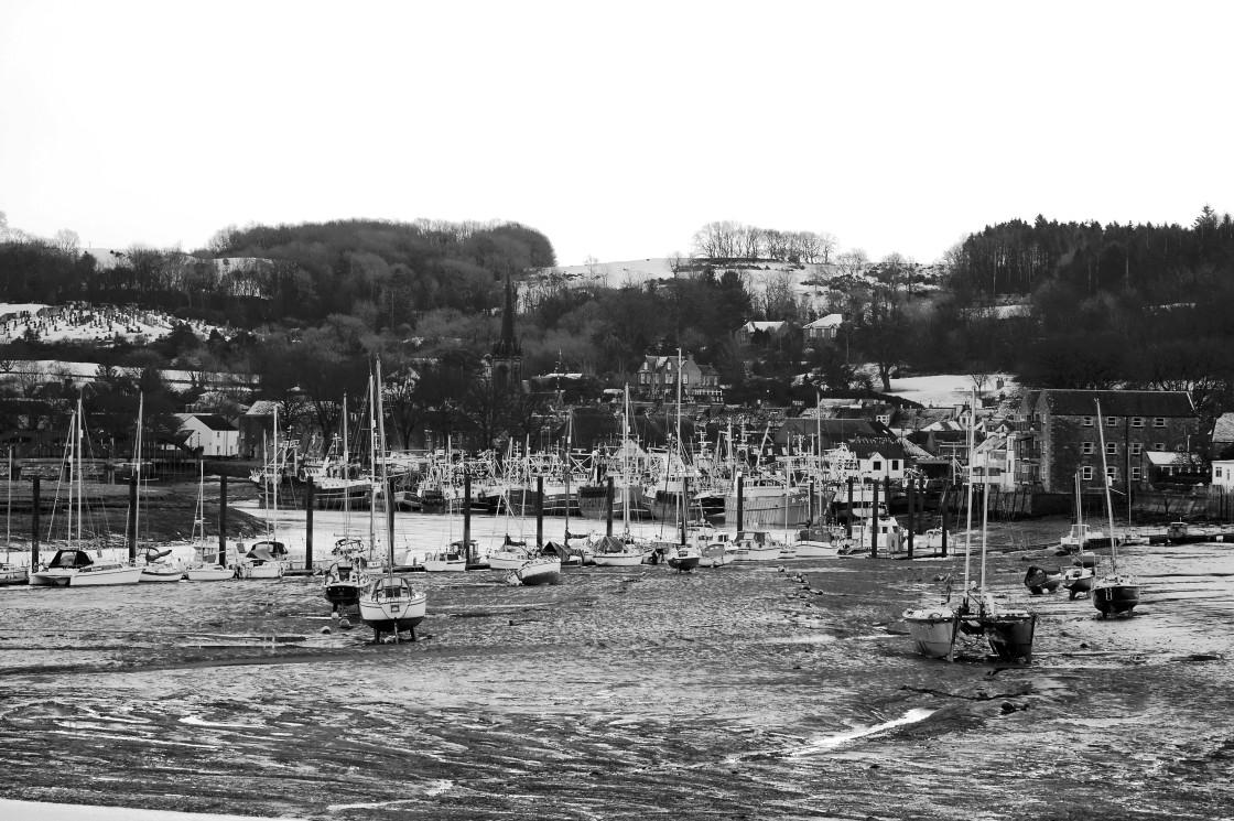 """Boats and Ships"" stock image"