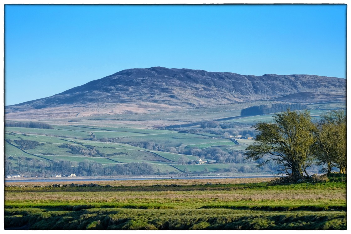 """""""Cainharrow in Dumfries and Galloway"""" stock image"""