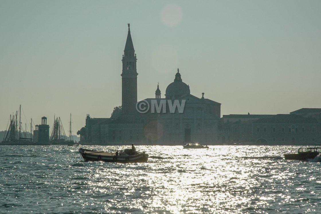 """""""San Giorgio Maggiore"""" stock image"""