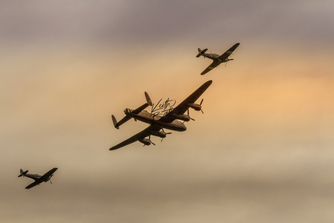 """Duxford Air Show"" stock image"