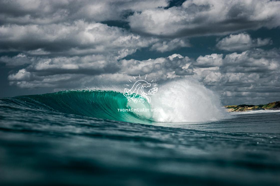 """Barrel oceanides"" stock image"
