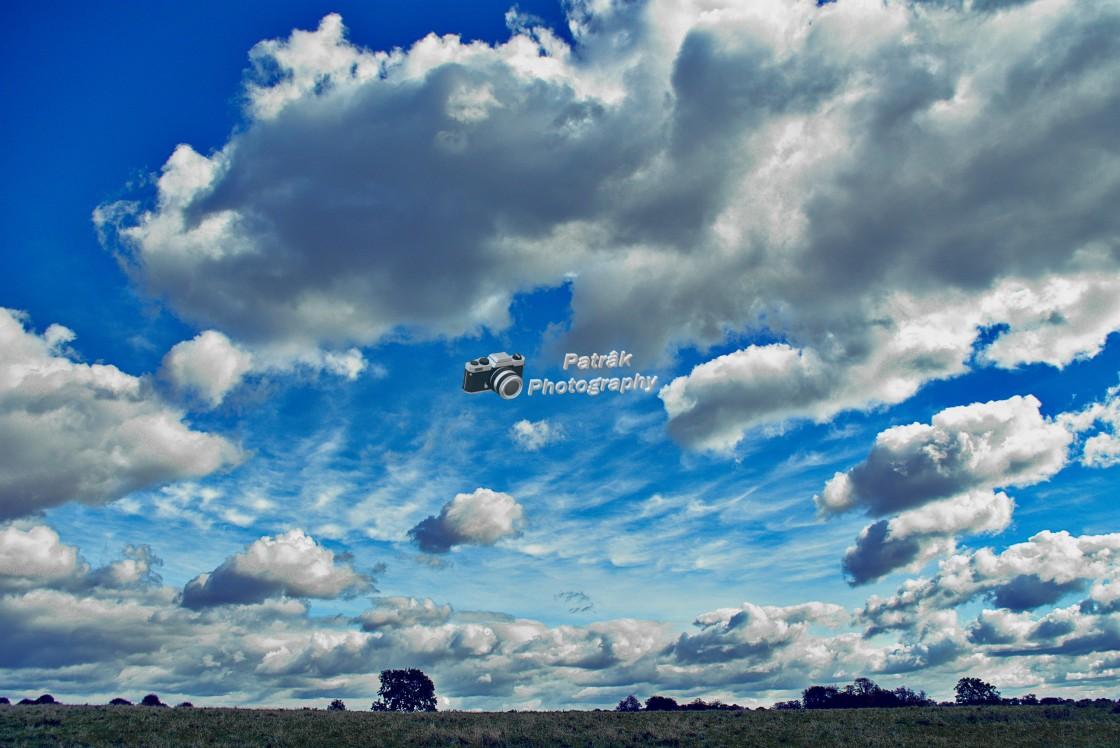"""Cloudscape"" stock image"
