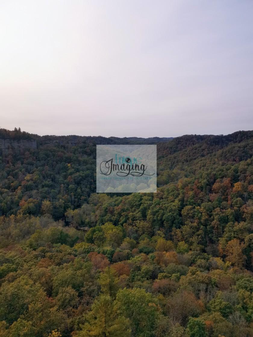 """Chimneytop View"" stock image"