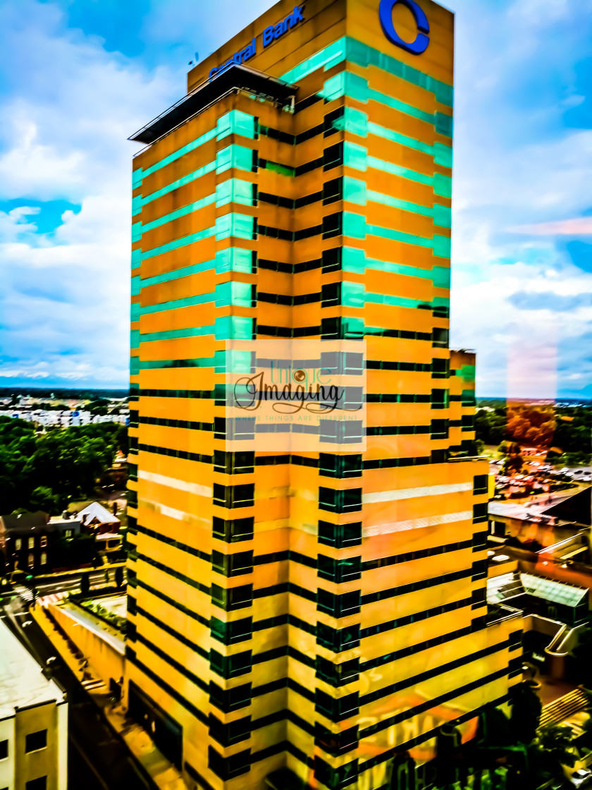 """Kincaid Towers"" stock image"