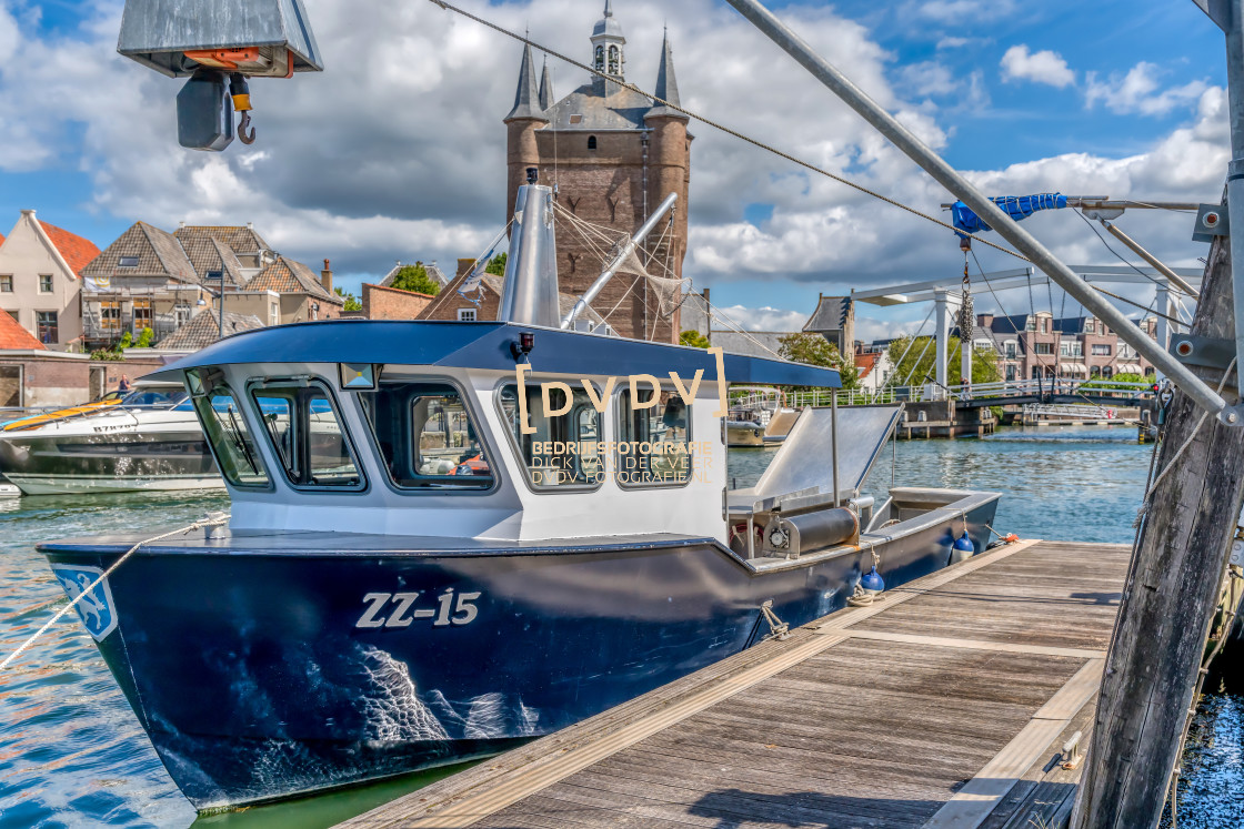 """101670 Haven Zierikzee"" stock image"