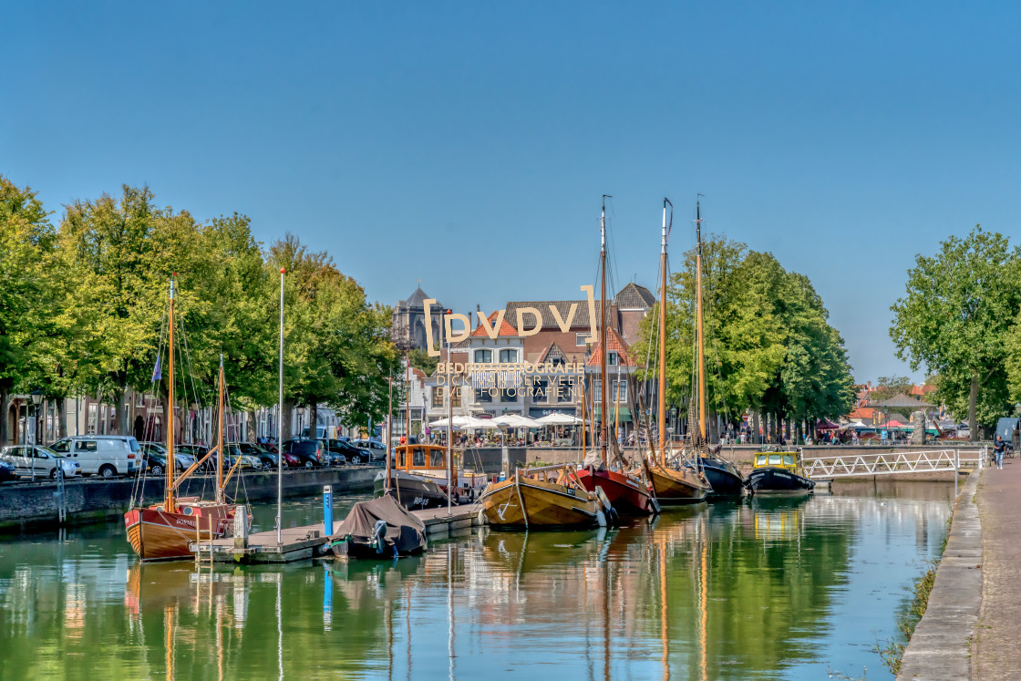 """101679 Haven Zierikzee"" stock image"