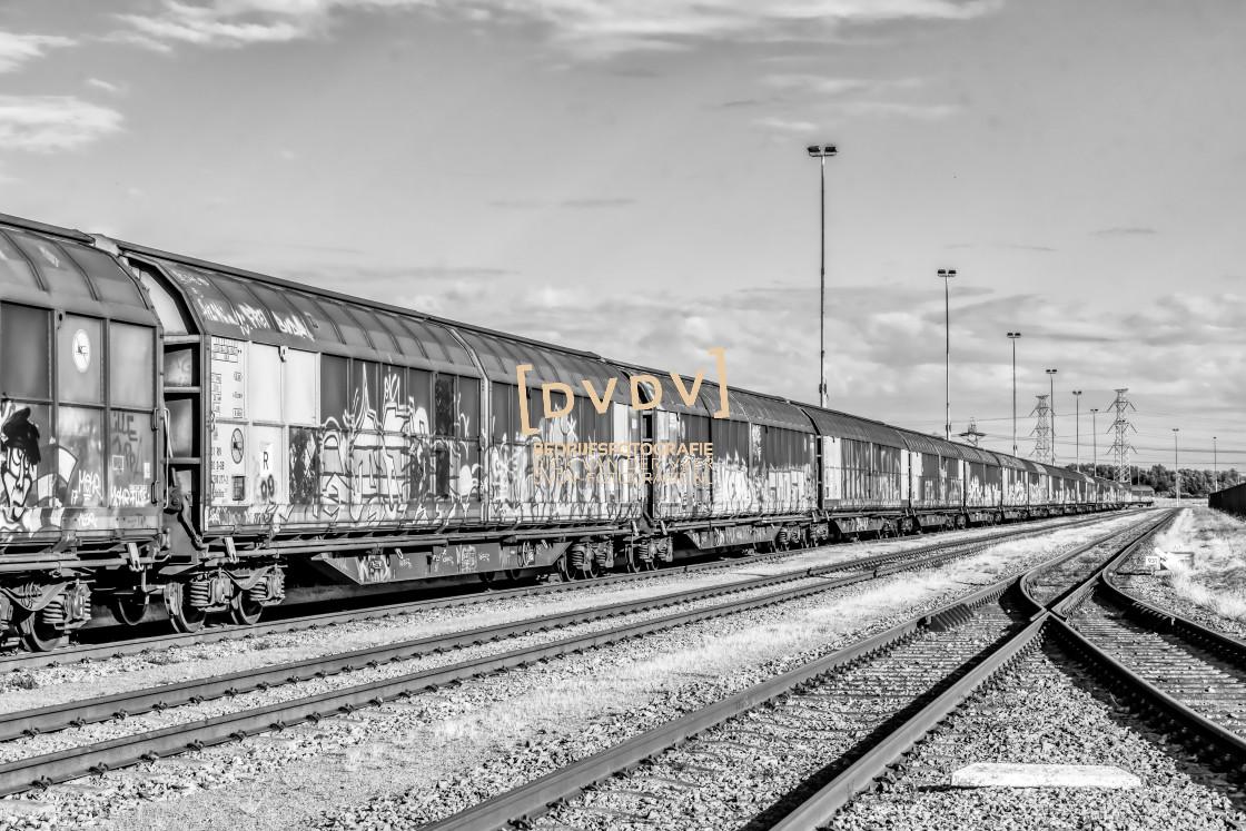 """101685 Havens Vlissingen"" stock image"