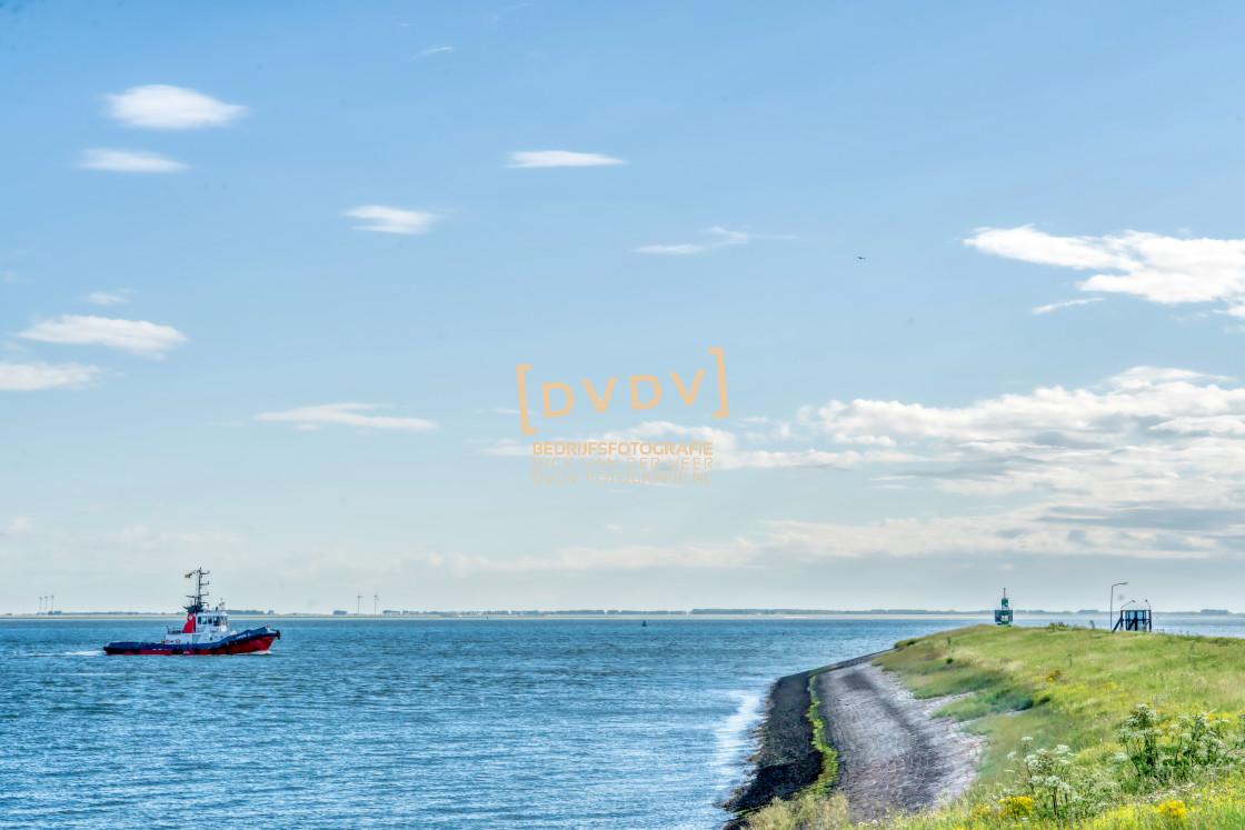"""101699 Haven Vlissingen"" stock image"