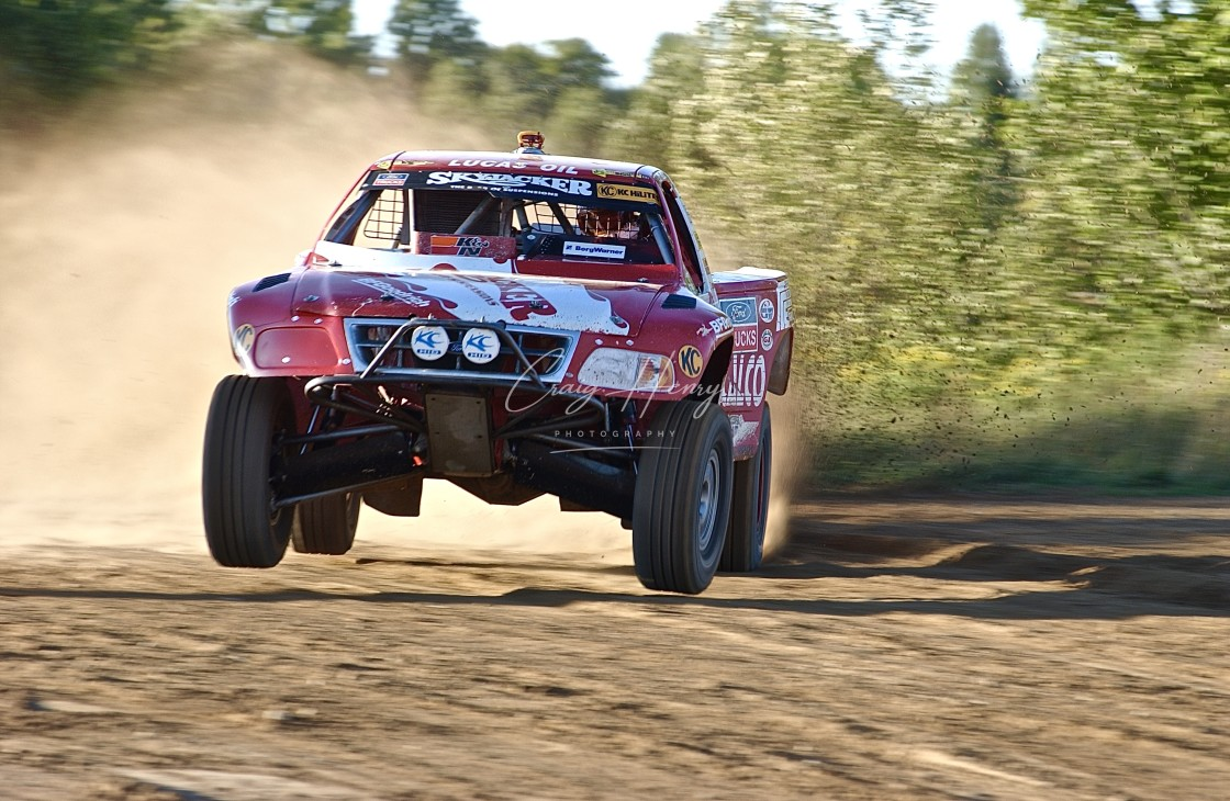 """""""Offroad Racing"""" stock image"""