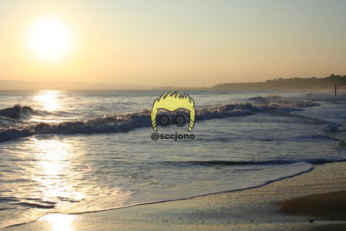 """Winter Sun"" stock image"