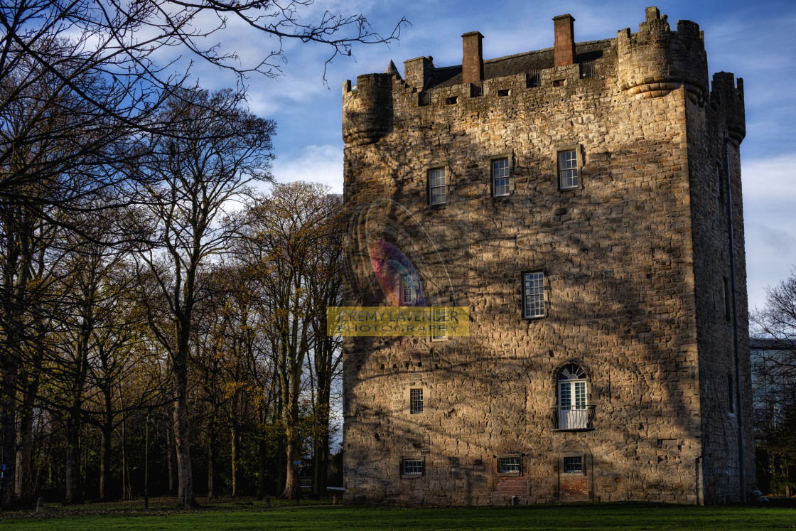 """Alloa Tower in Scotland"" stock image"