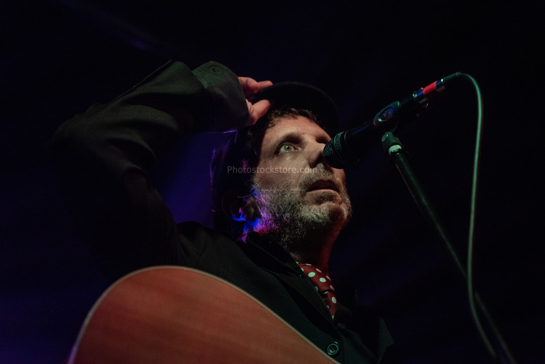 """Mercury Rev at Serraglio (MI) 12-09-2018"" stock image"