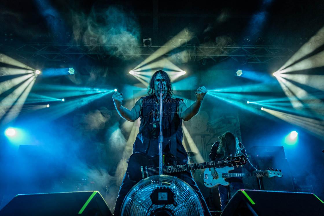 """Monster Magnet at Live Music Club (MI) 18-02-2020"" stock image"