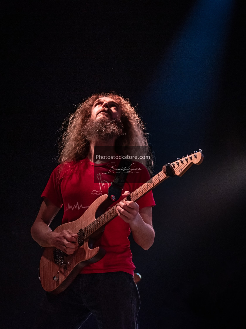 """The Aristocrats at Live Music Club (MI) 16-02-2020"" stock image"