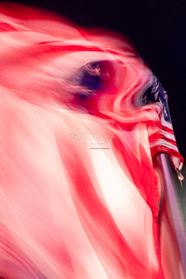 """""""Stars and Stripes"""" stock image"""