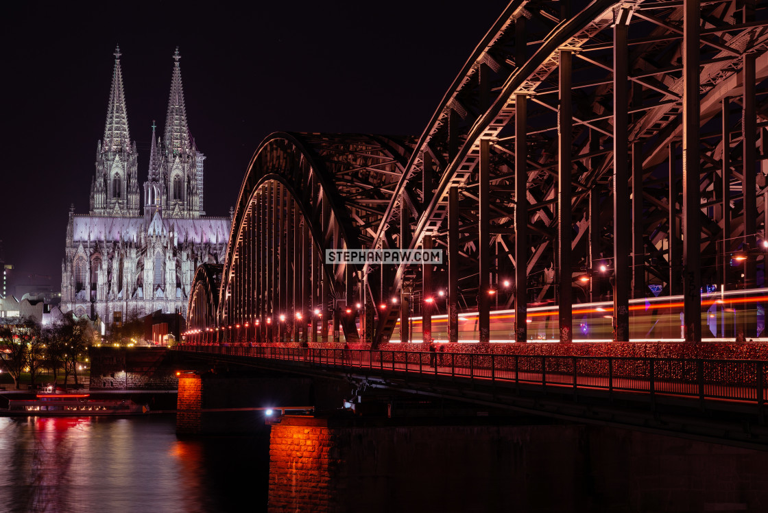 """Cologne Cathedral // Cologne, Germany"" stock image"