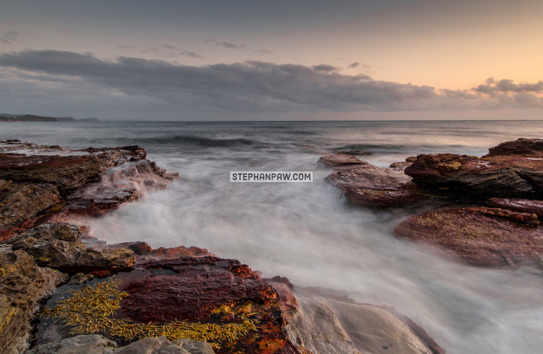 """Early morning flow // Sydney, Australia"" stock image"