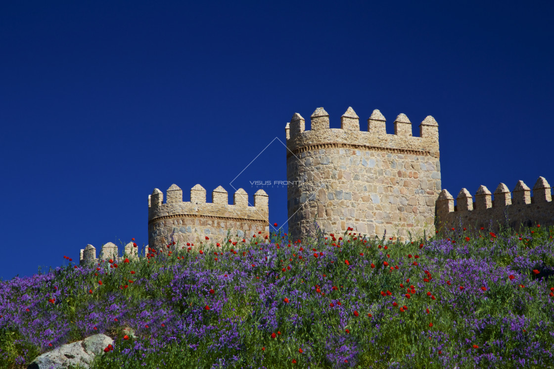 """Beautiful Towers"" stock image"
