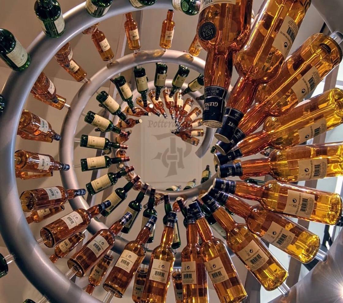 """""""Whisky Helix"""" stock image"""