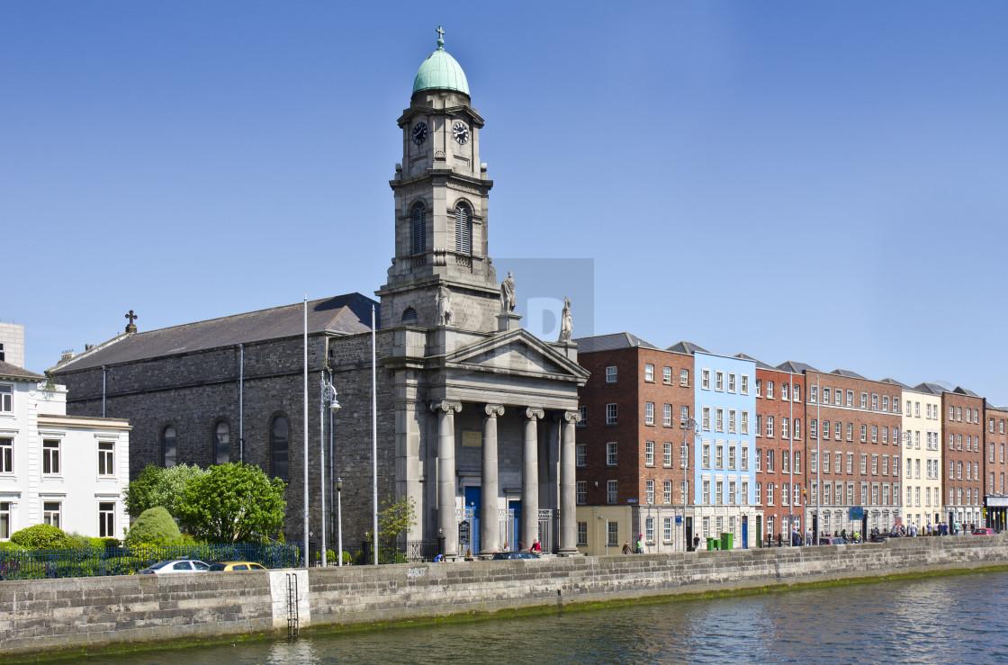 """Dublin, Ireland"" stock image"