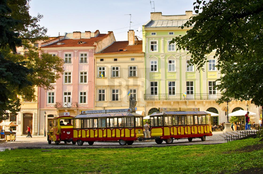 """""""Lviv, Ukraine"""" stock image"""