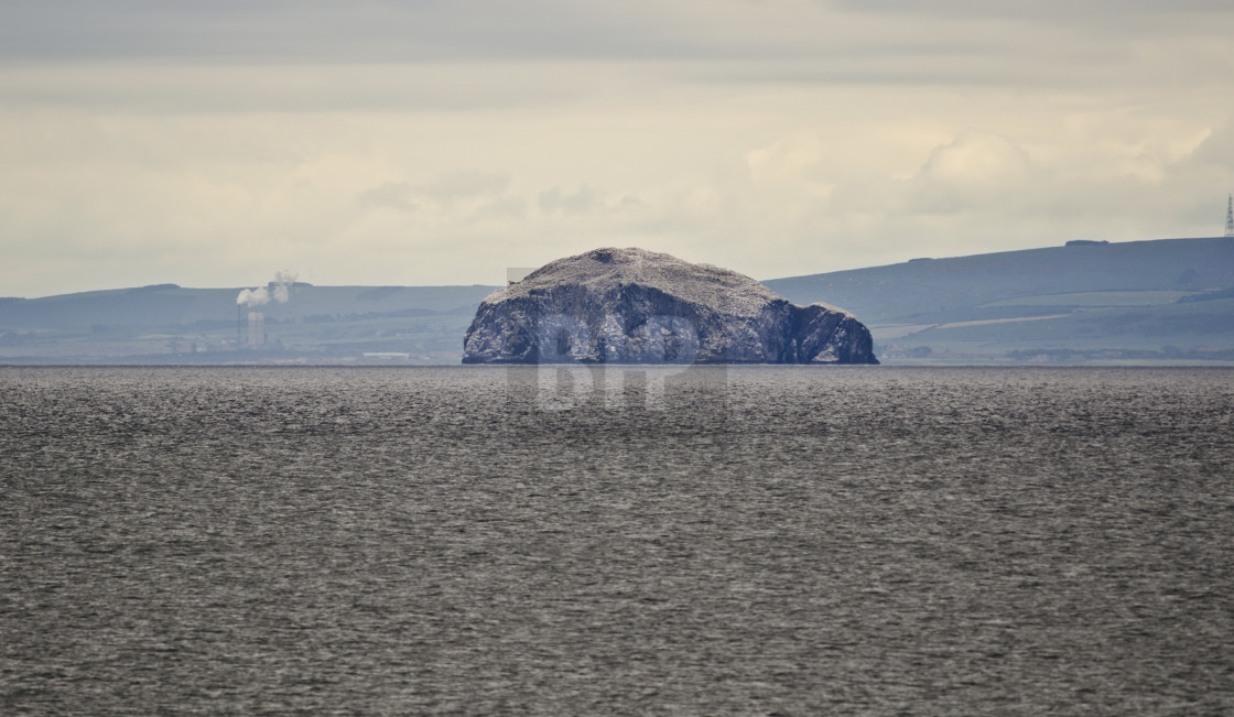 """Bass Rock"" stock image"