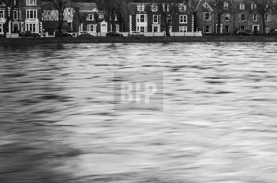"""River Ness, Inverness"" stock image"
