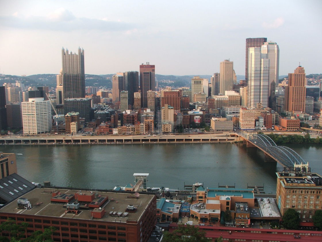 """Pittsburgh"" stock image"