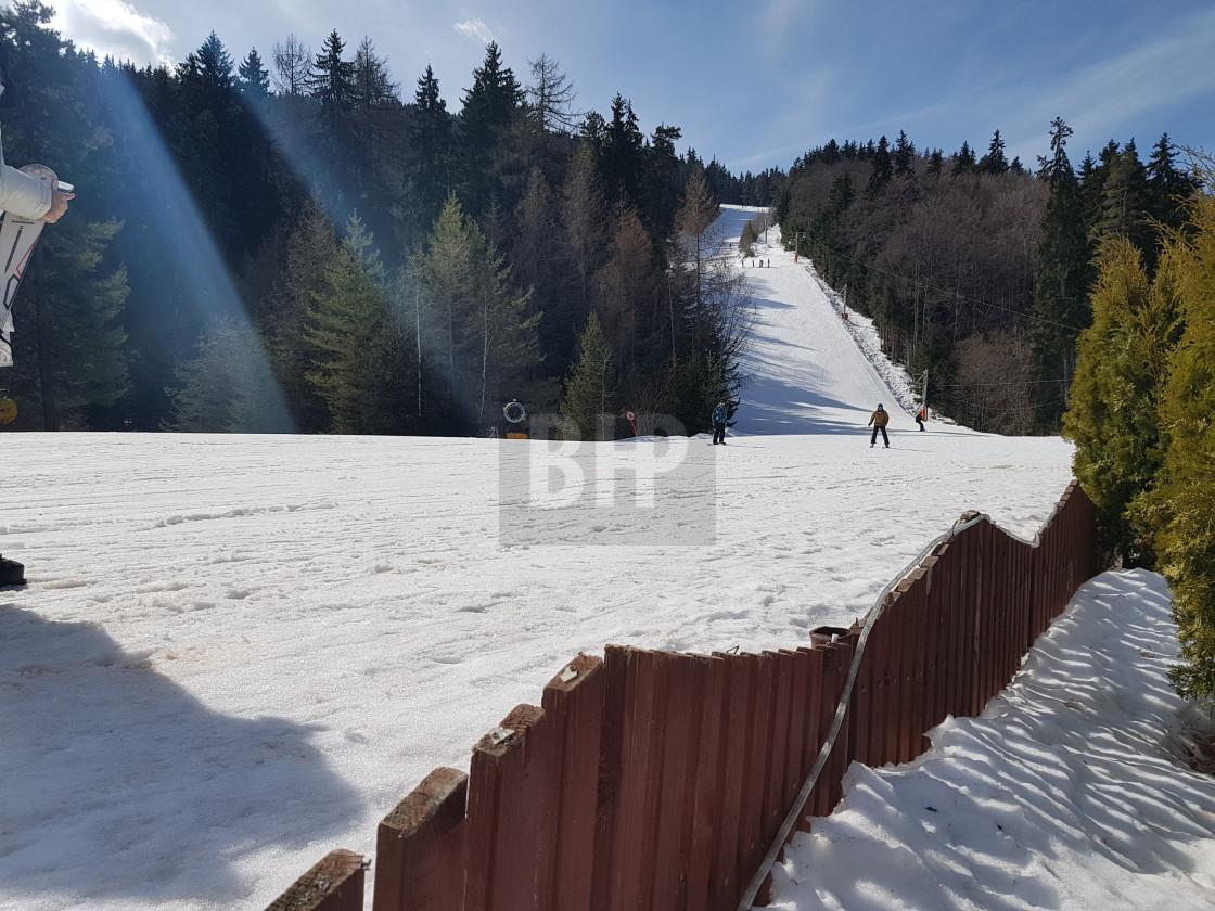 """Borovets, Bulgaria"" stock image"