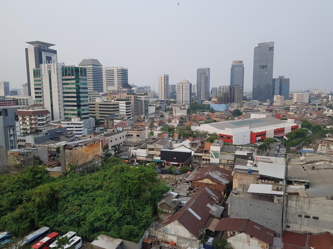 """""""Jakarta, Indonesia"""" stock image"""