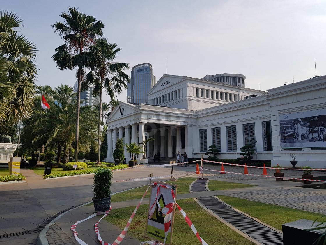"""National Museum, Jakarta, Indonesia"" stock image"