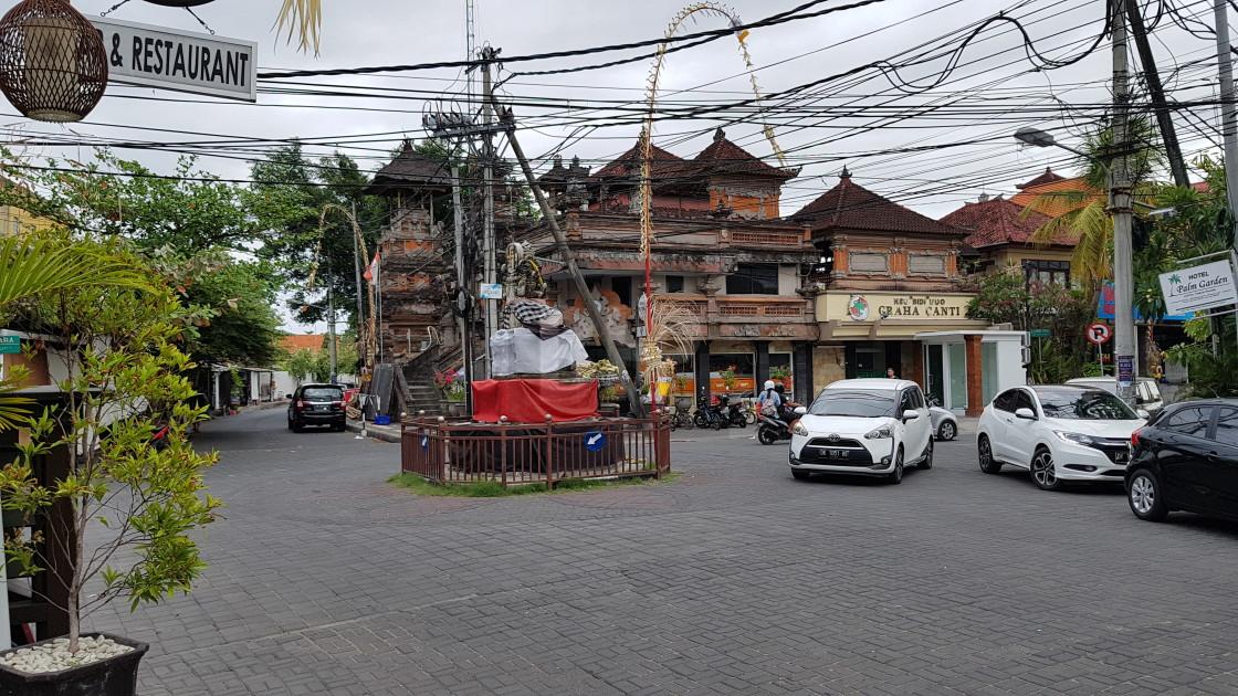 """Sanur, Bali"" stock image"
