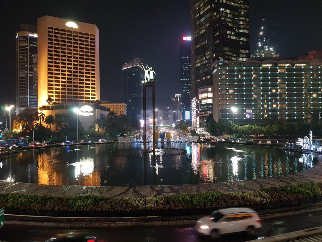 """Grand Indonesia, Jakarta, Indonesia"" stock image"
