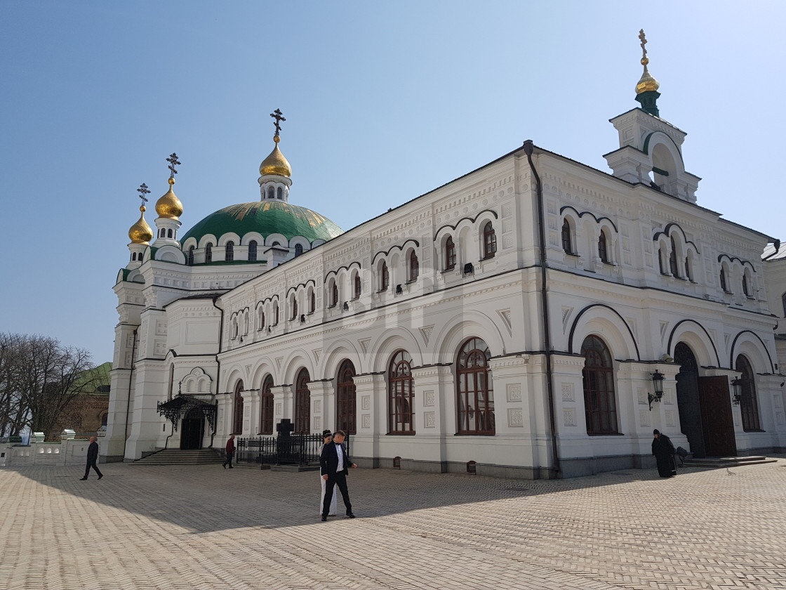 """Lavra, Kyiv, Ukraine"" stock image"