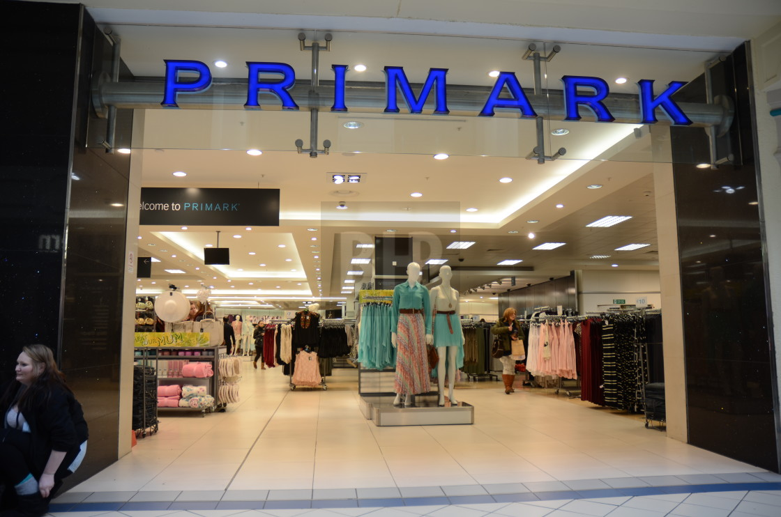 """Primark store, Oxford"" stock image"
