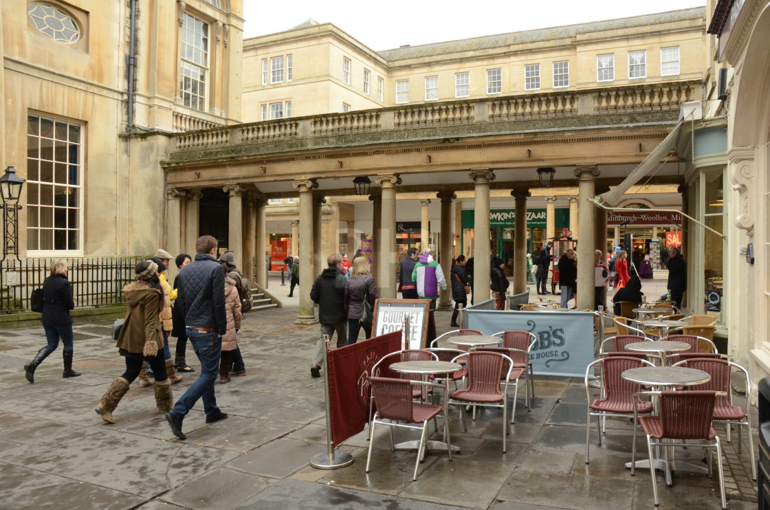 """Bath, England"" stock image"