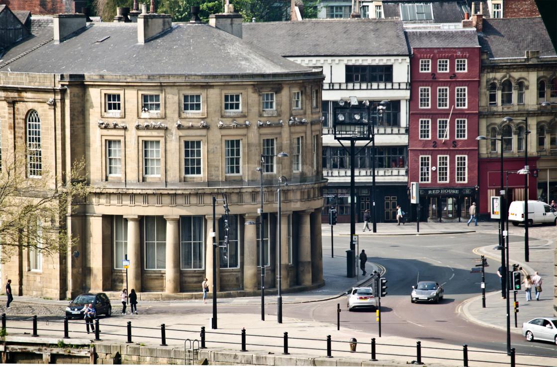 """Newcastle, England"" stock image"
