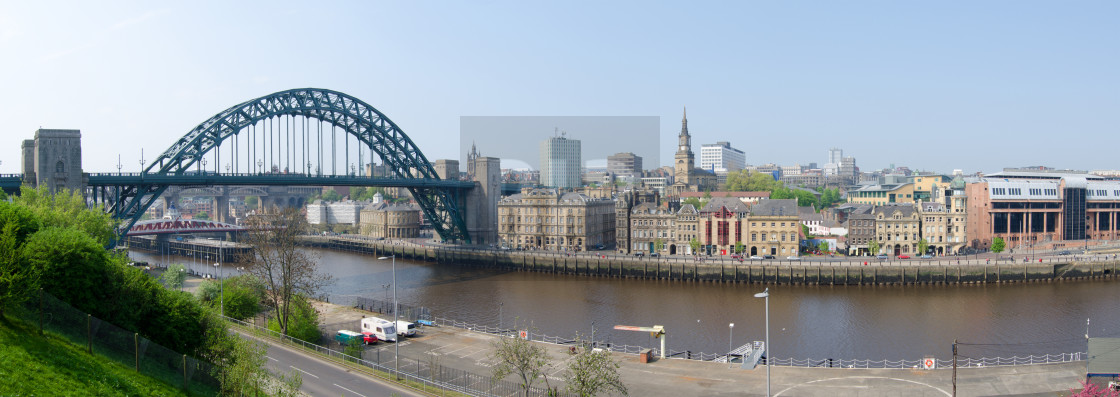 """Newcastle, England"" stock image"
