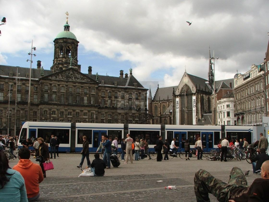 """Amsterdam, Netherlands"" stock image"